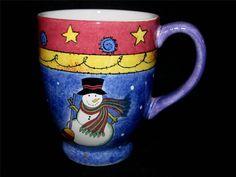 Sango Sweet Shoppe Christmas by Sue Zipkin Mug