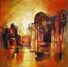 Mohammed Al Dabous Holy city