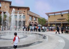 Premium Outlets, Retail Design, Architects, Commercial, Street View, Orange, Studio, Projects, Log Projects