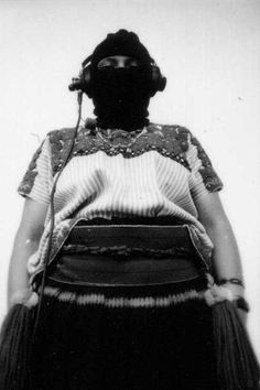Mujer Zapatista #Mexican Culture