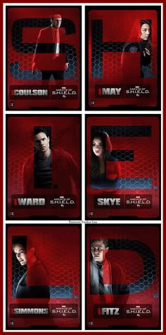 Agents of S.H.I.E.L.D. I love this new show!  Then again, I love pretty much anything Marvel does.