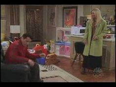 Joey attempting to speak French from s10e13 of Friends Joey tries to speak French.