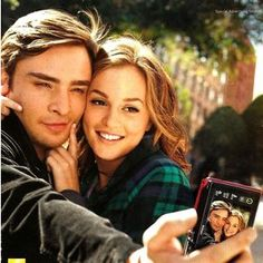 TV Couples we wish were real... Blair and Chuck!!