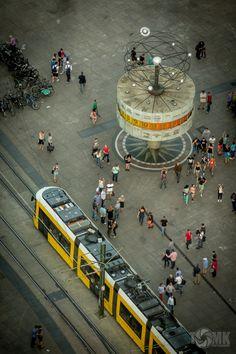ღღ Berlin, Germany  ~~~ Berlin Topdown by Tom Kpunkt