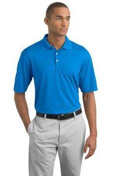 2a09040ea4 Nike Golf Dri-FIT Cross-Over Texture Men s Polo Golf Shirt 349899  golfshirt