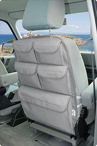 "UTILITIES asientos cabina VW T4, ""Gris Moonrock""."