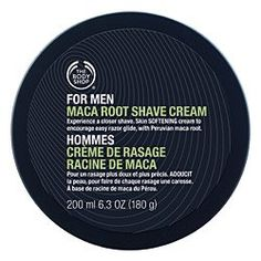 The Body Shop For Men Maca Root Shave Cream Regular, 6.3-Fluid Ounce The Body Shop,http://www.amazon.com/dp/B0036DAIC8/ref=cm_sw_r_pi_dp_rd7Ctb0W20HD1Z0Y