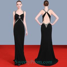 Affordable Evening Dresses, Empire, Backless, Formal Dresses, Fashion, Dresses For Formal, Moda, Formal Gowns, Fashion Styles