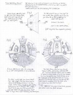 Perspective Tutorial: Six Vanishing Points by GriswaldTerrastone on deviantART