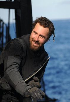 Benjamin Potts (a.k.a. Pottsy), is a Sea Shepherd activist and has helped save the lives of thousands of whales.  Sea Shepherd recently gained a major victory last February when Japan's whaling fleet ended their whaling season early after clashes with the activists.