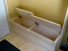Split Bench By Rick Scully, Via Flickr