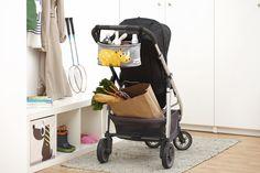 Kinderwagentasche Nashorn 3 Sprouts - Kleine Fabriek