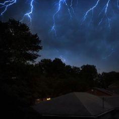 Lightning. Independence,Mo 5-6-12