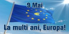 9 Mai, Flag, Science, Flags