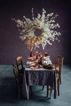 Decoration Ideas Table