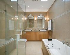 art deco house malvern east melbourne bathroom