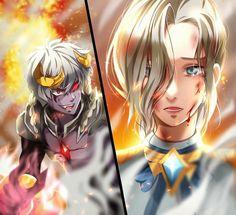 Mobile Legend Wallpaper, Hero Wallpaper, Moba Legends, Alucard, Fanart, Sasunaru, Anime Demon, Artists Like, League Of Legends