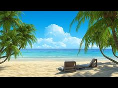 Sleep Music Relaxing Music for Sleeping, 10 Hours of Relaxing Music 💖 - YouTube Most Beautiful Beaches, Beautiful Places To Visit, Crystal Beach Texas, Seascape Resort, Summer Picture Outfits, Places In Florida, Gif Disney, Samsung, Summer Pictures