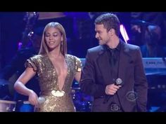 Beyonce & Justin Timberlake Ain't Nothing Like the Real Thing LIVE HD - YouTube