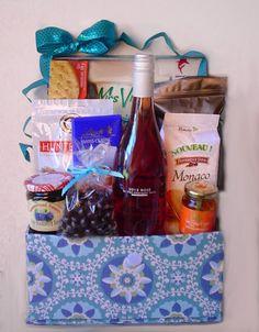 Gorgeous Gift Baskets http://www.pinkshark.ca/ call 250.808.8500