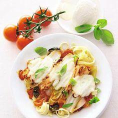 Recept - Witlof met kip en tomatensaus - Allerhande
