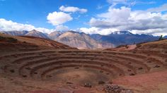 Inca Agriculture Sacred Valley