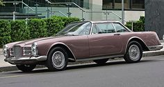 Facel Vega II Coupe