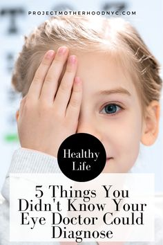 Visiting the eye doctor annually is so important for you and your family. Today I'm sharing 5 things you probably didn't know about your eye doctor that will make a huge impact on your family's health. Hint: they are early detect things like cancer and diabetes. Learn more by clicking through! #eyehealth #healthylife #ad