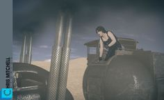 Md Max inspired cosplay with @sarahjoymodel War rig by Khune Industries  #chris_mitchell_studios #melbournephotographer #photographer #studiophotography #photooftheday #picoftheday #photoshoot #model #autopost #instagood #bestoftheday #fun #creative #character #b3d #blender3d #cgi #composite #cosplay #cosplayphotography  #madmax  Copyright - Chris Mitchell