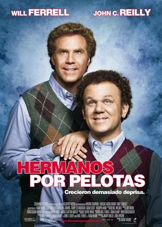 2008 -Hermanos por pelotas -Step brothers - tt0838283