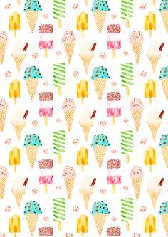 Laura Redburn I love this! Ice cream is definitely one of my favorite things.