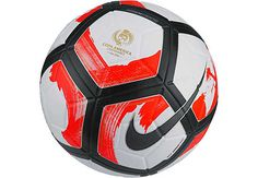 Nike Ordem 4 Ciento Ball. The official match ball of Copa America 2016. Get yours from SoccerPro today.
