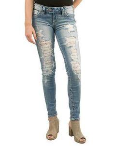 7d901d81a Jean Machine | All Womens Jeans Lace Jeans, Silver Jeans, Short Torso,  Stretch