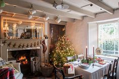 Natale di Charme in un cottage gallese