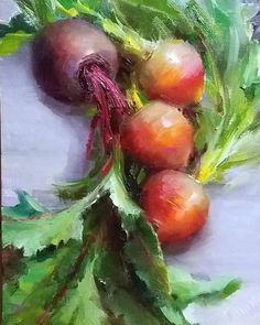 "Tatiana Yanovskaya-Sink on Instagram: ""Fancy beets 9x12 watersoluble oil I was driven by the beets colors and finished it in 2 hours.  #stilllife  #veggie #paintings  #instantart…"" Beets, Painting & Drawing, Still Life, Sink, It Is Finished, Fancy, Vegetables, Floral, Instagram"