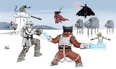 X men Star Wars mash up by 18davkie.deviantart.com on @DeviantArt