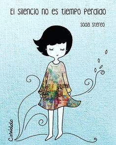 soda stereo, cerati by Cinwololo