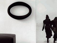 radiateur électrique de design minimaliste ETERNITY par CALEIDO