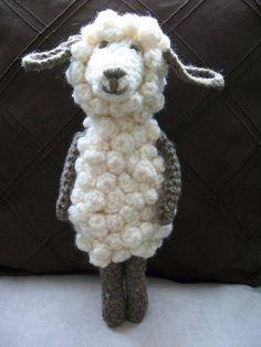 crocheted sheep by ~JosieMT on deviantART