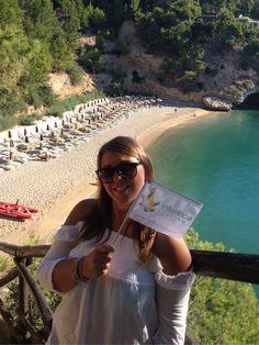Pugnochiuso #interfacearoundtheworld #Puglia Blocknotes: l'incantevole baia di Portopiatto, nel Parco Nazionale del Gargano (Special thanks to Giulia!) #visitpuglia #mare