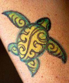 sea turtle tattoos | Sea Turtle Tattoos Page 3