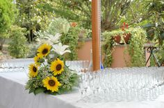 To get married this evening is a privilege; the banquet is now ready to start the celebration. Got Married, Getting Married, Ready To Start, Hotel S, Banquet, Table Decorations, Weddings, Plants, Home Decor