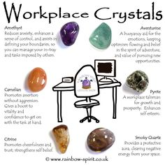 Crystal healing business ideas