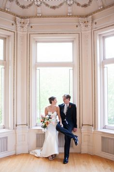 Awesome American Swedish Institute Wedding by Emma Freeman Photography