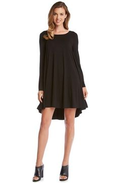 Karen Kane Jersey Swing Dress available at #Nordstrom