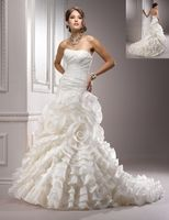 This Maggie Sottero confection is super glam and waaaay below retail at BestBridalPrices.com