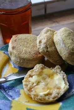 Eten maken: English muffins