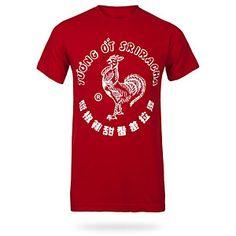 ThinkGeek :: Sriracha Rooster Tee