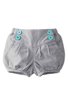 Free shipping and returns on Mini Boden 'Babycord' Bloomers (Baby Girls) at Nordstrom.com. Soft corduroy bloomers have an adorable vintage look featuring a quartet of contrast buttons in front and a cute bubbled silhouette.