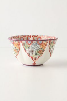 Flourishing Valleys Bowl ...anthropologie -- Yes, I own these and love them! Great for soup.